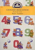 DMC Bears Numbers