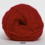 Sock 4 col.4500 rood
