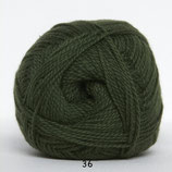 Blød Bomuld col.36 groen