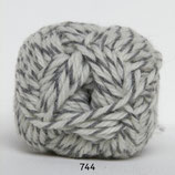 Ragg col.744 wit-grijs