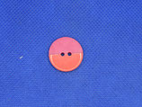 Knoop 2 kleuren roze 20mm