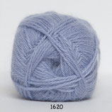 Hjerte Alpaca col.1620 licht blauw