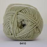 Extra Fine Merino 150 col.6410 grijs-groen