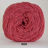 Organic Trio col.5030 oranje-rood