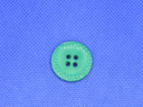 Knoop hard groen 22mm