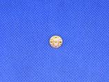 Knoop glitter met kleur 10mm