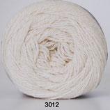 Wool Silk col.3012 wit