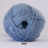 Blød Bomuld col.6007 blauw