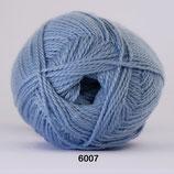 Blød Bomuld col.6007 blauw