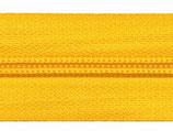 Huismerk rits aan de meter geel