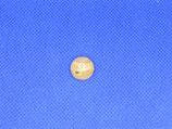 Knoop licht bruin transparant 12mm