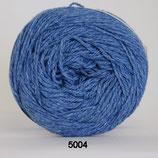 Organic Trio col.5004 blauw