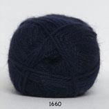 Hjerte Alpaca col.1660 marine