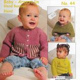 Baby boek 44
