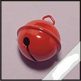 Belletje rood 15mm