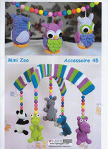 Haak pakket Mini Zoo
