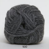Natur uld 1500 donker grijs