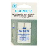 Schmetz stretch tweeling naald 4.0-75