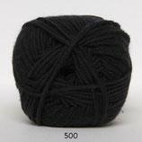 Extra Fine Merino 150 col.500 zwart