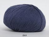 Fine Highland wool col.2163 petrol blauw