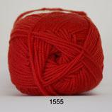 Extra Fine Merino 150 col.1555 oranje-rood