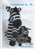 Haak pakket Elvis de Zebra