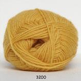 Sock 4 col.3200 geel