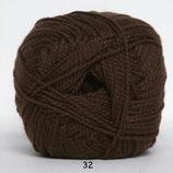 Blød Bomuld col.32 bruin