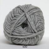 Natur uld col.1400 licht grijs