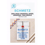 Schmetz universele tweeling naald 2.0-80