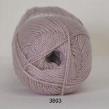 Blød Bomuld col.3803 licht oud roze