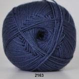 Aloe sockwool col.2163 blauw-grijs