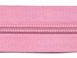 Huismerk rits aan de meter roze