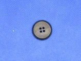 Knoop donker blauw 22mm