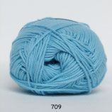 Cotton nr.8 col.709 Turquoise
