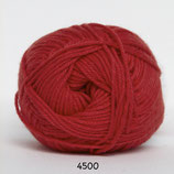 Cotton nr.8 col.4500 rood