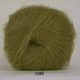 Silk Kid Mohair col.1086 midden groen