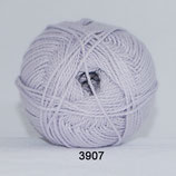Blød Bomuld col.3907 licht grijs (nieuw)