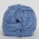 Blend col.032 midden blauw