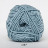 Extra Fine Merino 150 col.3317 blauw groen