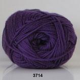 Cotton nr.8 col.3714 aubergine