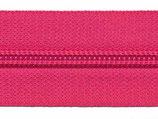 Huismerk rits aan de meter knal roze