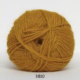Hjerte Alpaca col.3810 oker