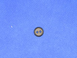 Knoop zwart mat 11mm