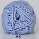 Merino Cotton col.1620 licht blauw