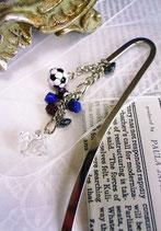 サッカーファンへ贈る強運ブックマーク