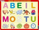 Puzzle: Meine ersten Buchstaben