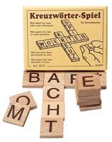 Kreuzwörterspiel