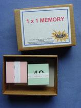 1 x 1 Gedächtnisspiel