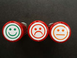 Stempel-Set Smiley